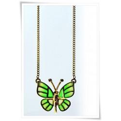 Colgante Mariposa esmalte